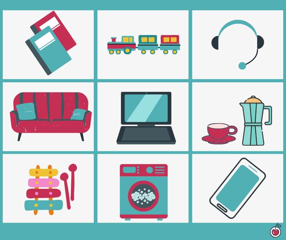 consigli e idee su come organizzare il lavoro da casa
