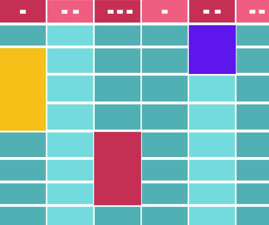 il calendario, uno strumento necessario per la tecnica batching